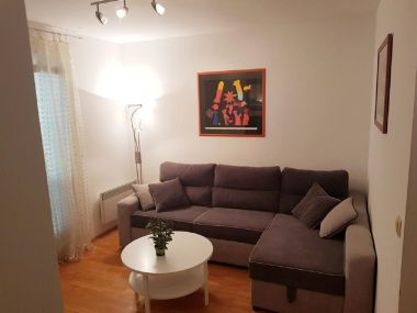 Apartmaji Zdravko - in the center with free parking: A1(2+2) Makarska - Riviera Makarska