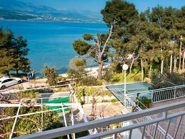 Apartmaji Sanda - 10 M from the beach : A1(6+1), A2(6+1) Trogir - Riviera Trogir